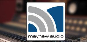 Logodesign Mayhew Audio