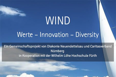 "Projekt ""WIND"" Responsive Website"